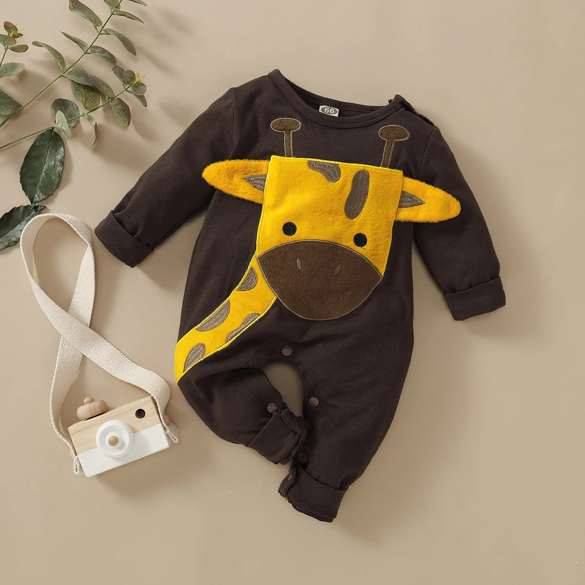 FPPING Shriner Boys Girls Baby Long Sleeve Bodysuits Cool Baby Jumpsuit